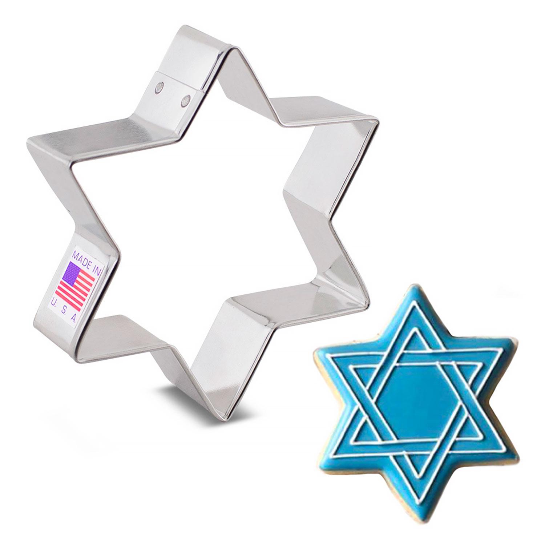 6 Point Star Cookie Cutter