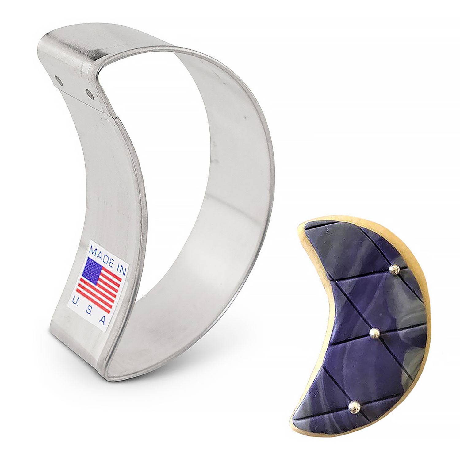 Crescent Cookie Cutter