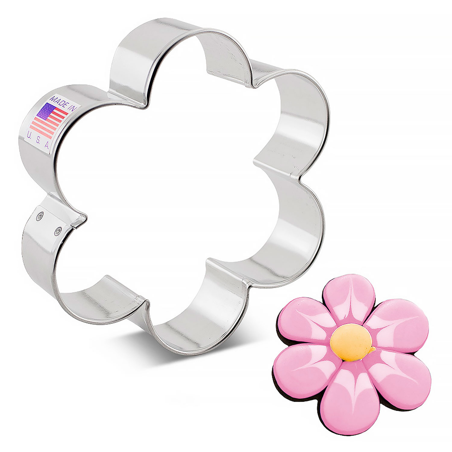 Scallop Flower Cookie Cutter