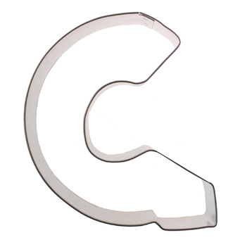 Letter G Cookie Cutter