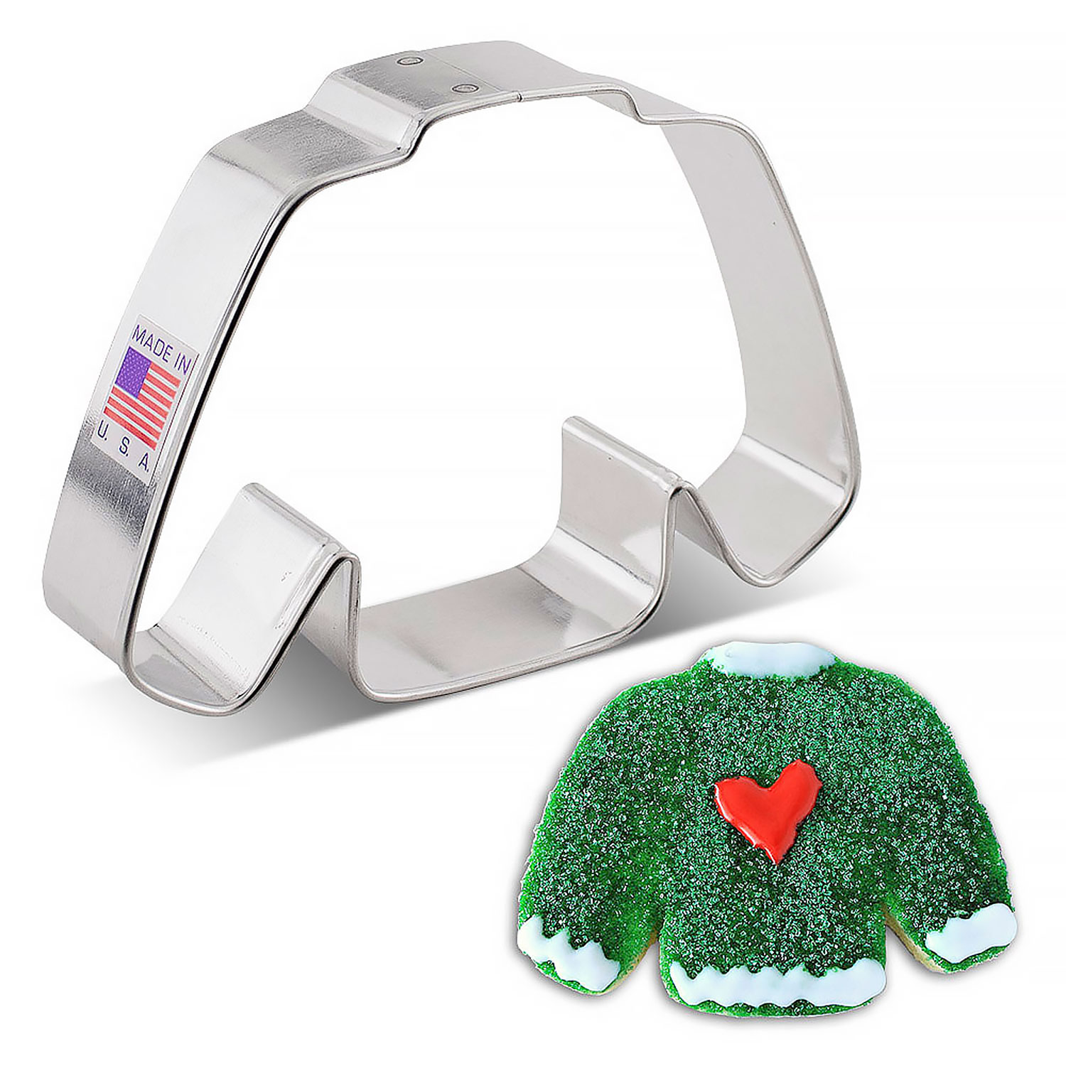 Sweater Cookie Cutter