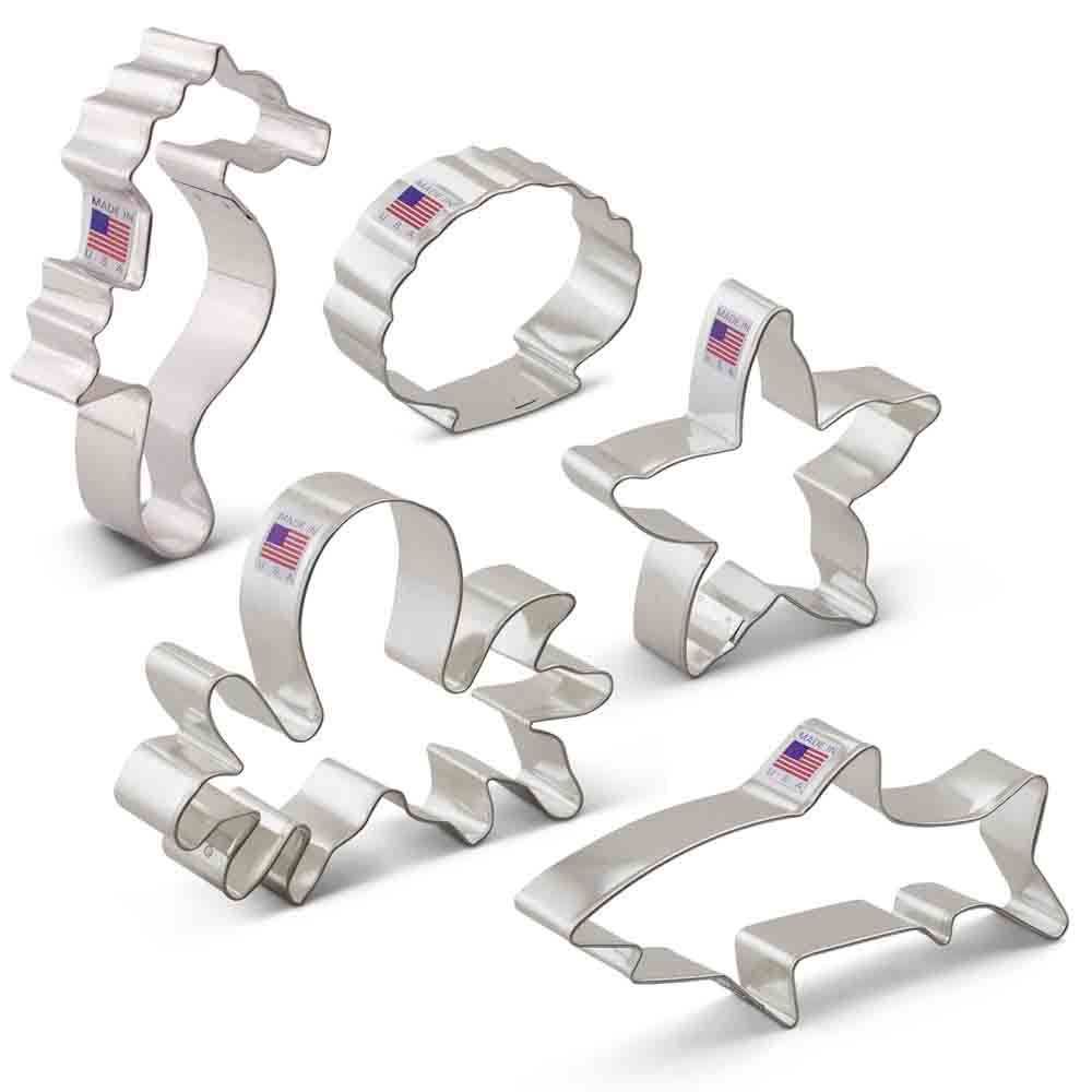 Ocean Cookie Cutter Set