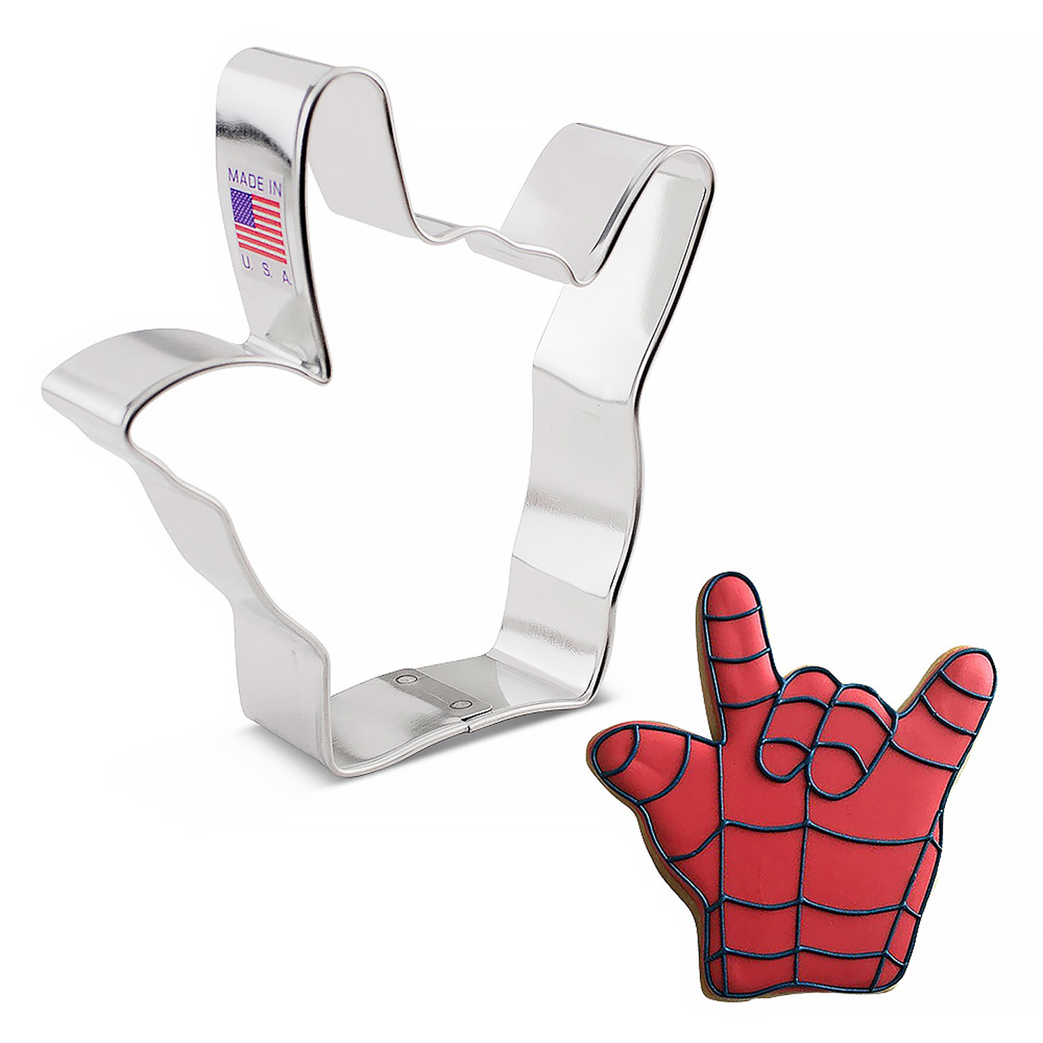 Sign Language Love Cookie Cutter