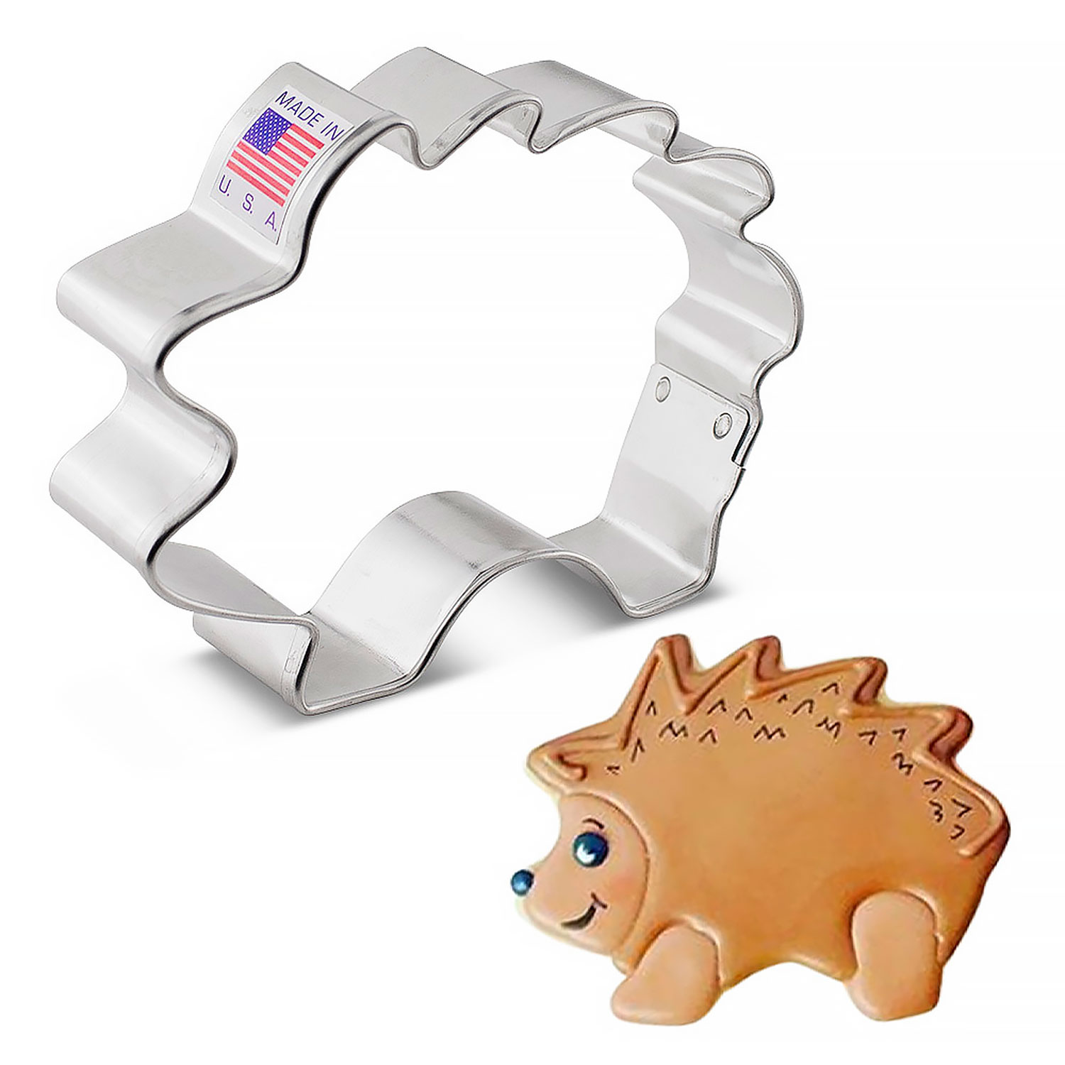 Porcupine/ Hedgehog Cookie Cutter