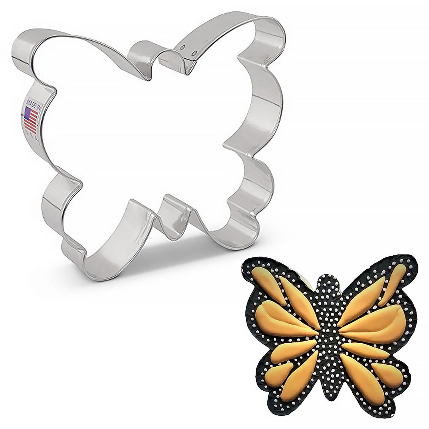 Fancy Butterfly Cookie Cutter