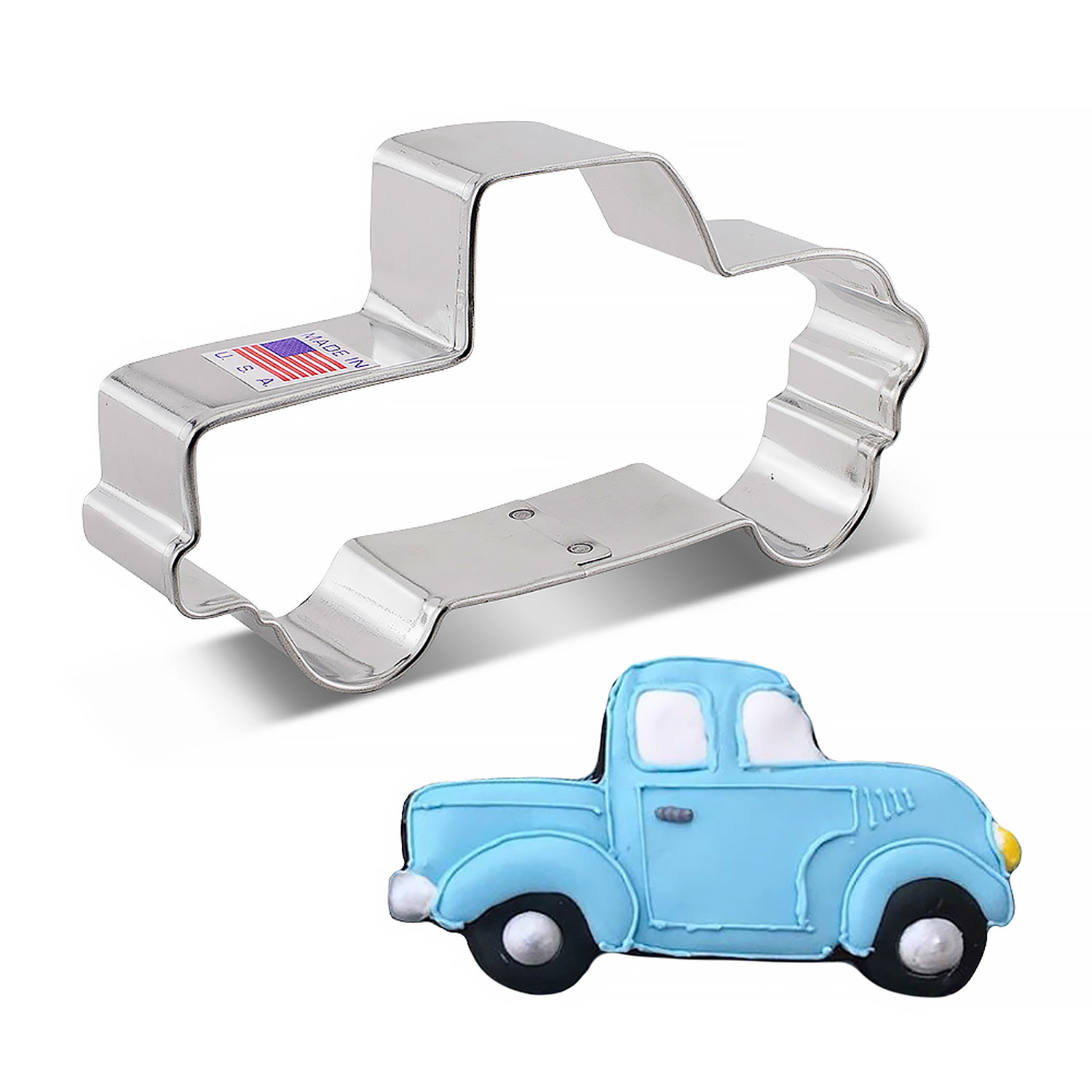 Vintage Truck Cookie Cutter