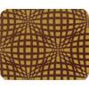 Chocolate Transfer Sheet - Gold Elliptic