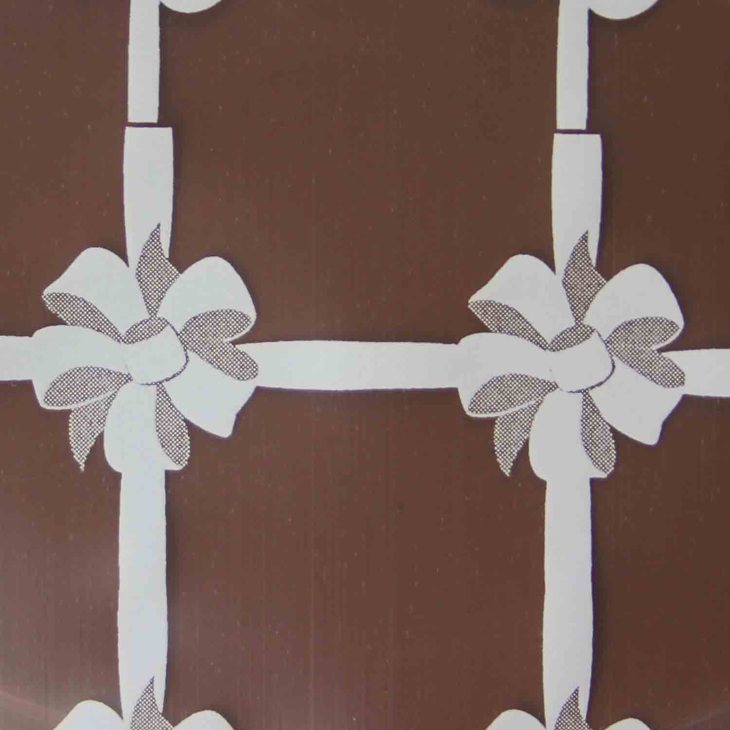 Chocolate Transfer Sheet - Gift Worthy White