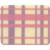 Chocolate Transfer Sheet - Pink and Purple Plaid