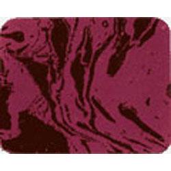 Chocolate Transfer Sheet - Raspberry Marble
