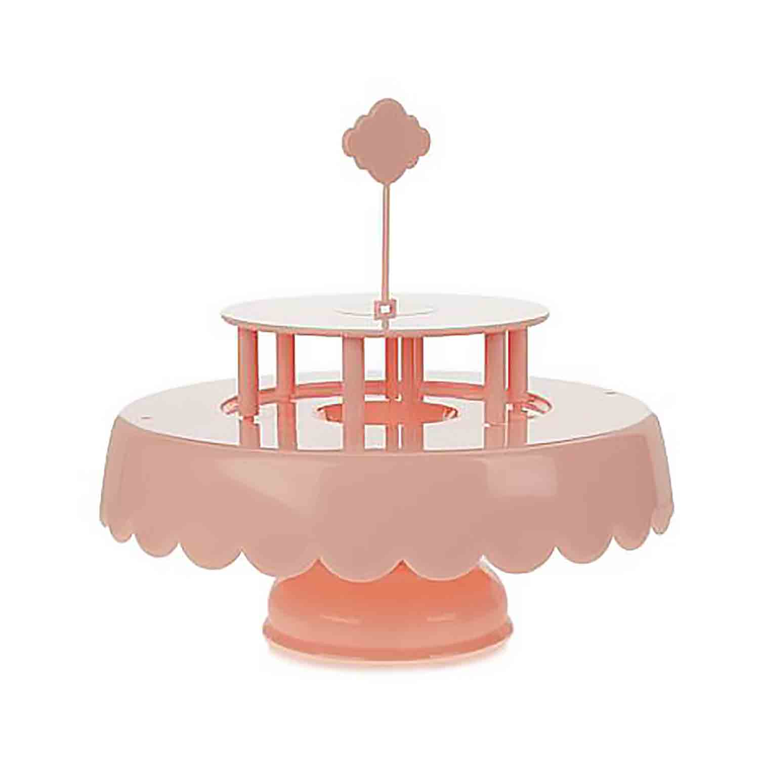 Magic Sweet Cake Stand Set - Pink