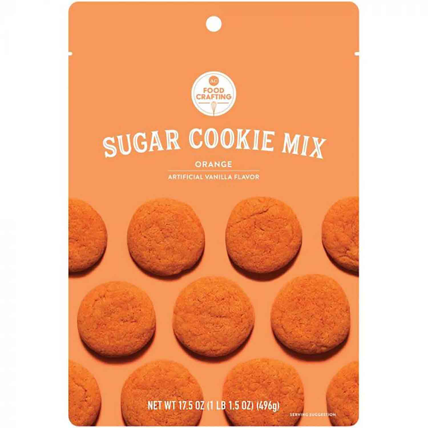 Orange Sugar Cookie Mix