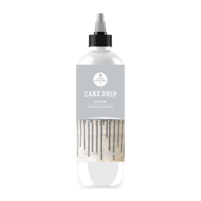 Silver Cake Drip