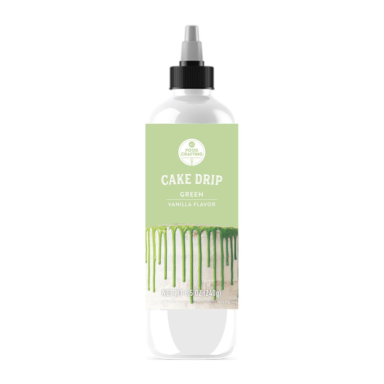 Green Cake Drip