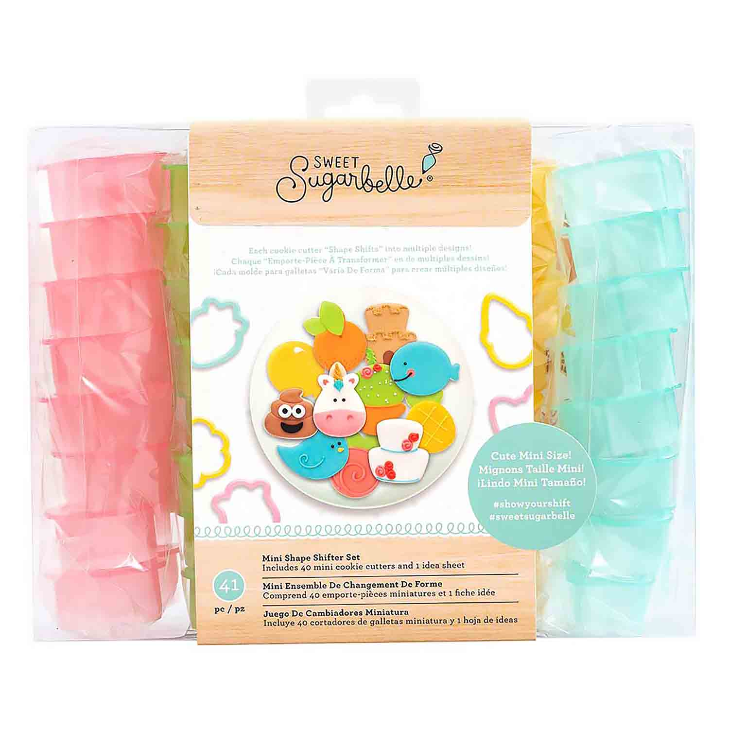 Mini Shape Shifters Cookie Cutter Set