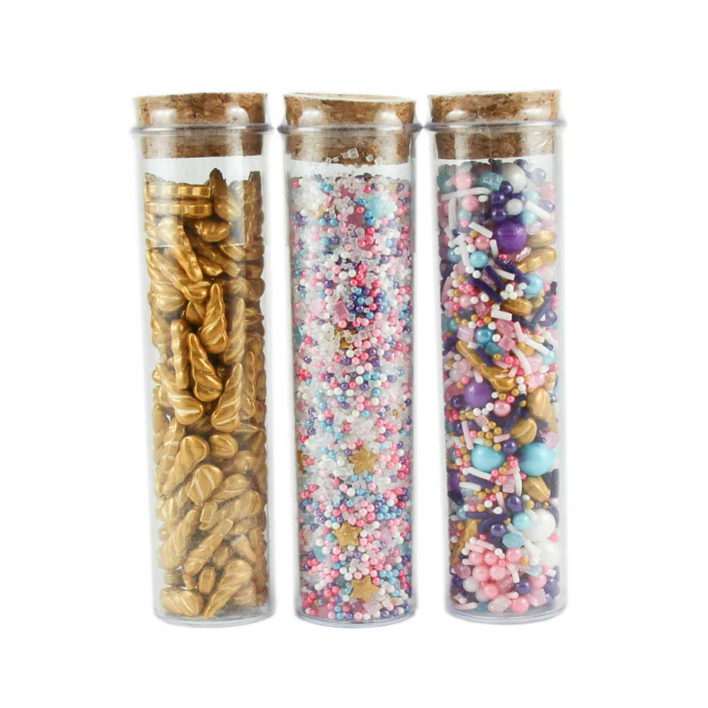 Unicorn Sprinkle Mixes