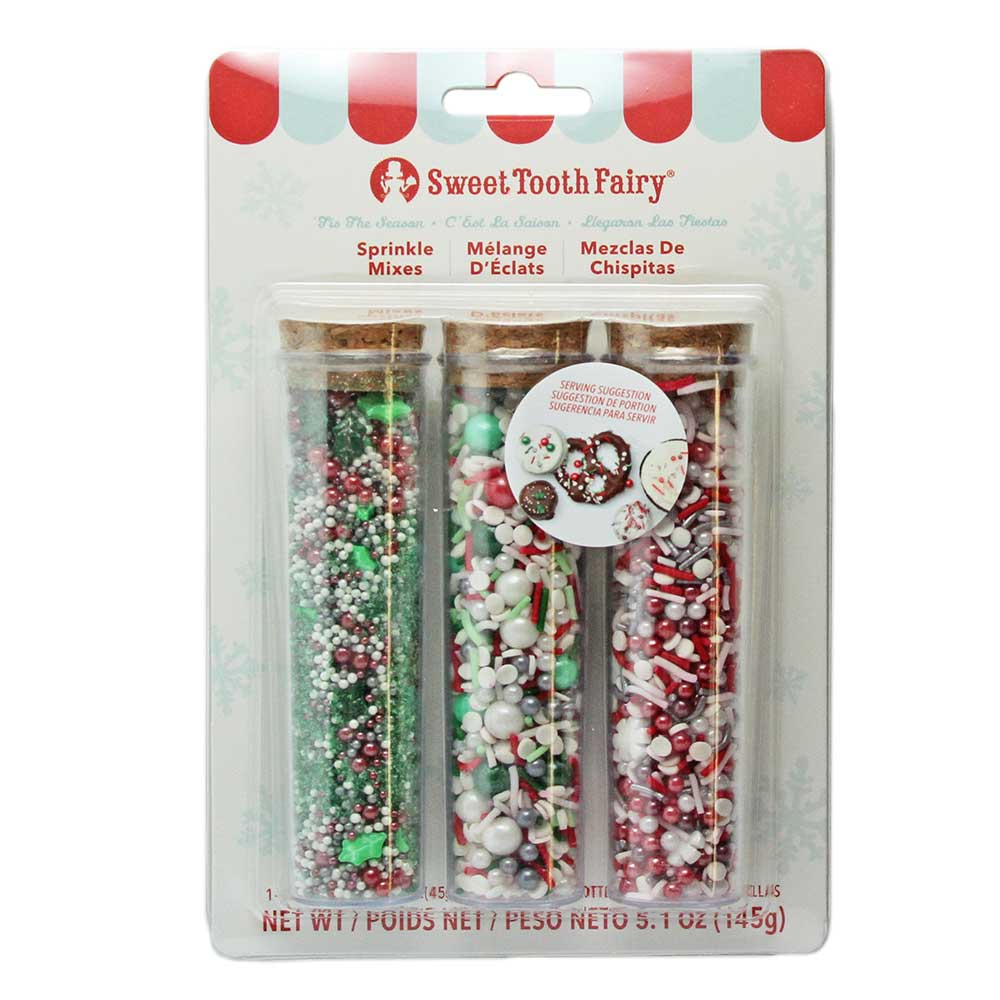 'Tis the Season Sprinkles Mixes