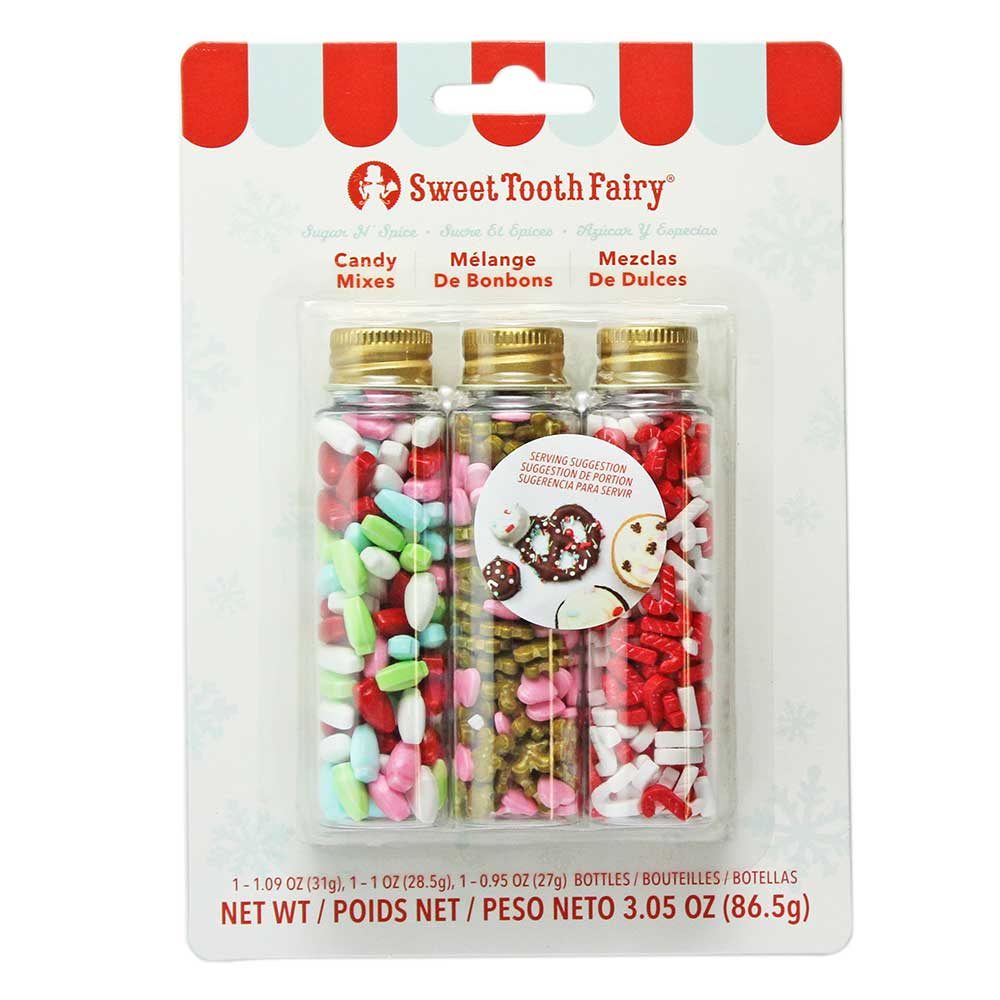Sugar N' Spice Candy Mixes