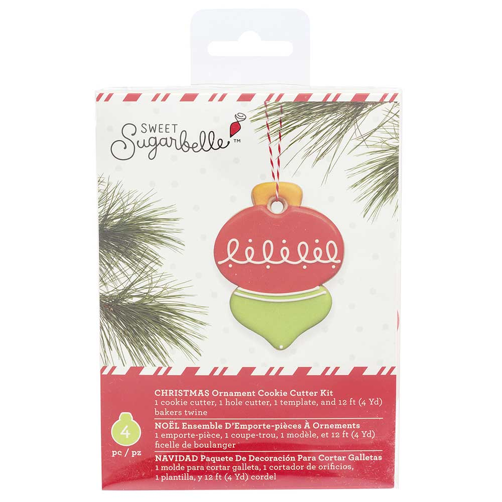 Christmas Ornament Cookie Cutter Kit