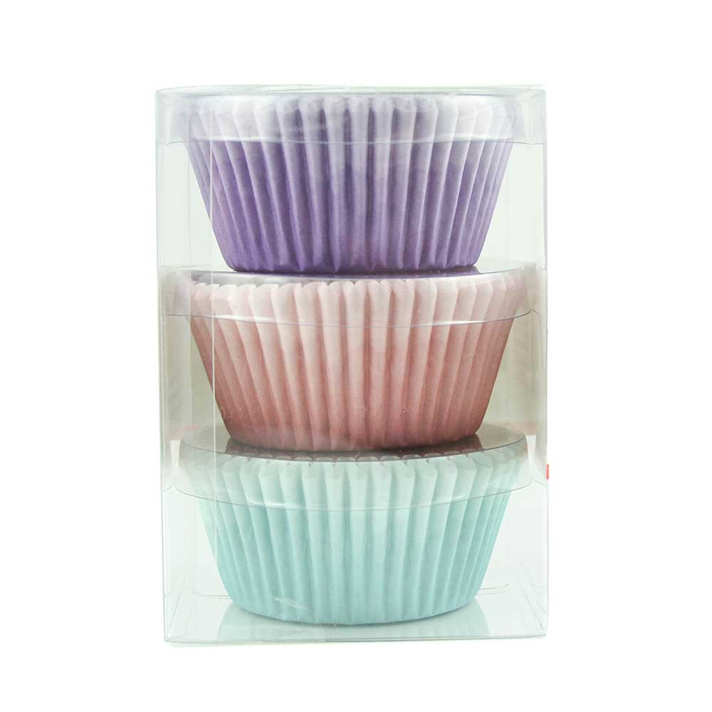 Watercolor Standard Baking Cups