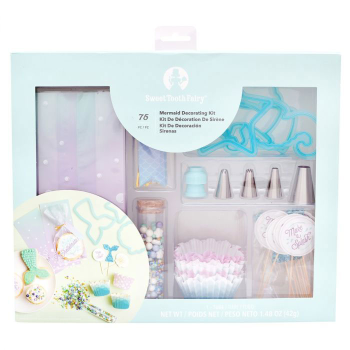 Mermaid Decorating Kit