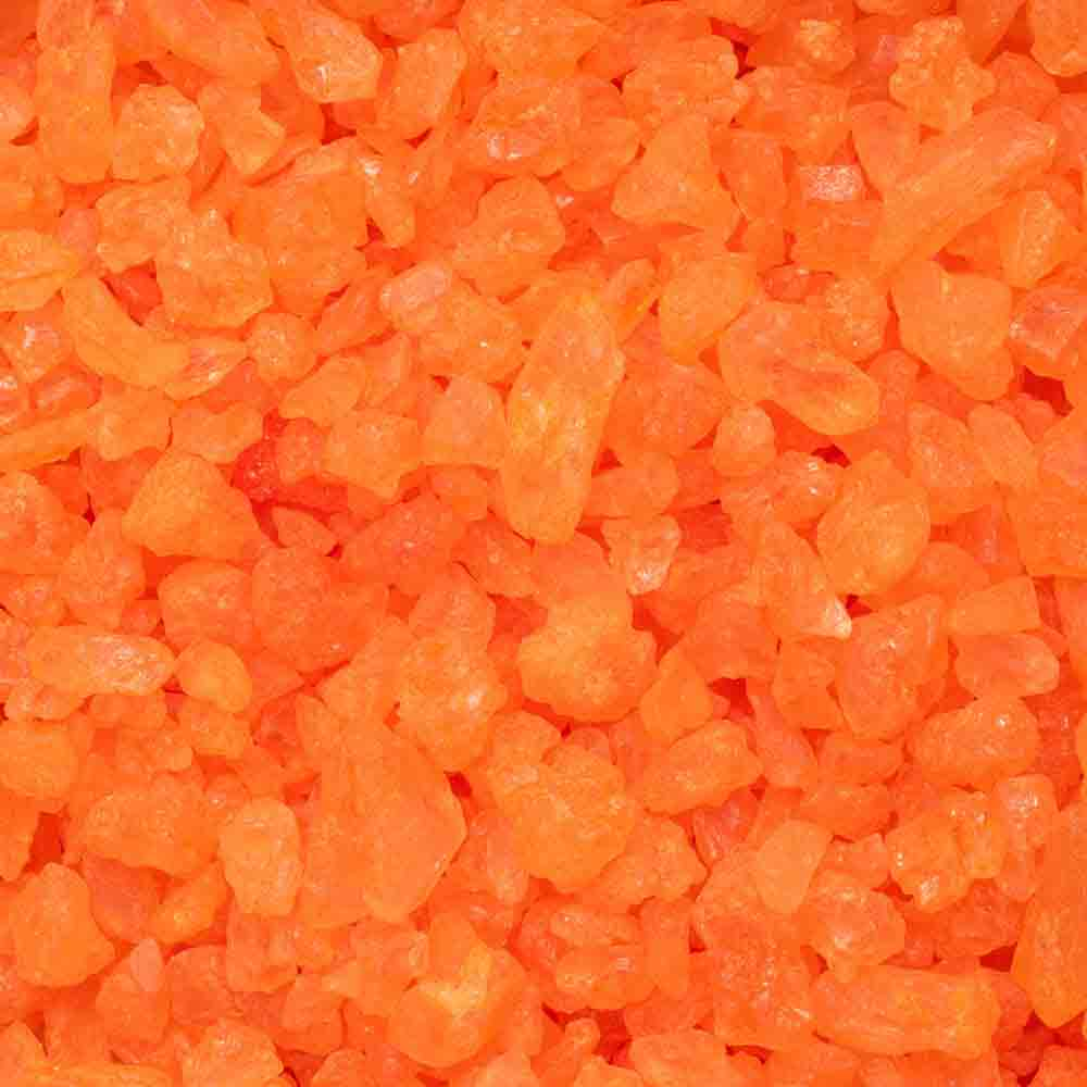 Orange Rock Candy