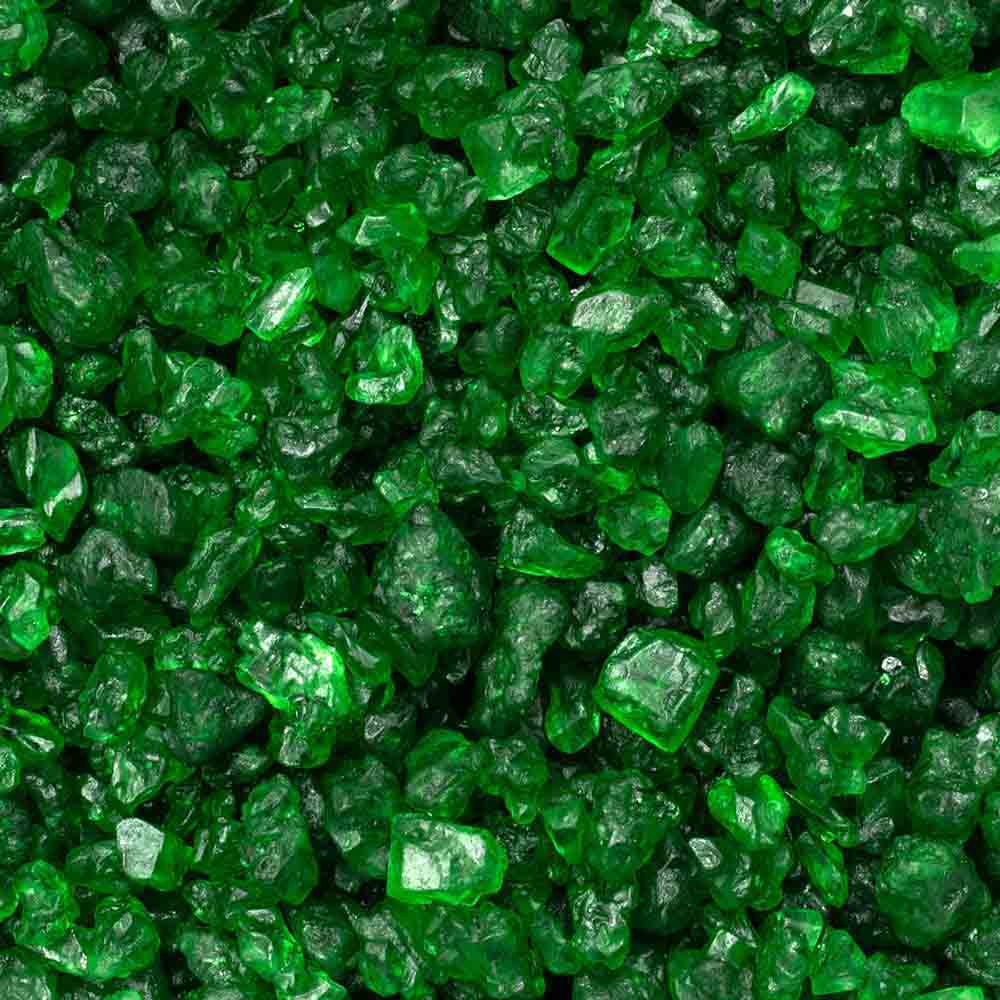 Green Rock Candy