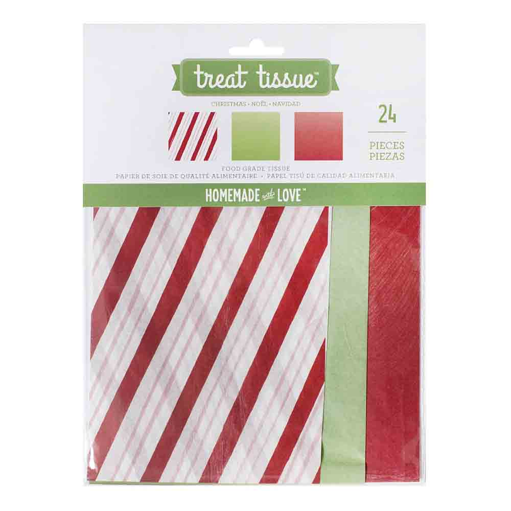 Christmas Food Grade Tissue