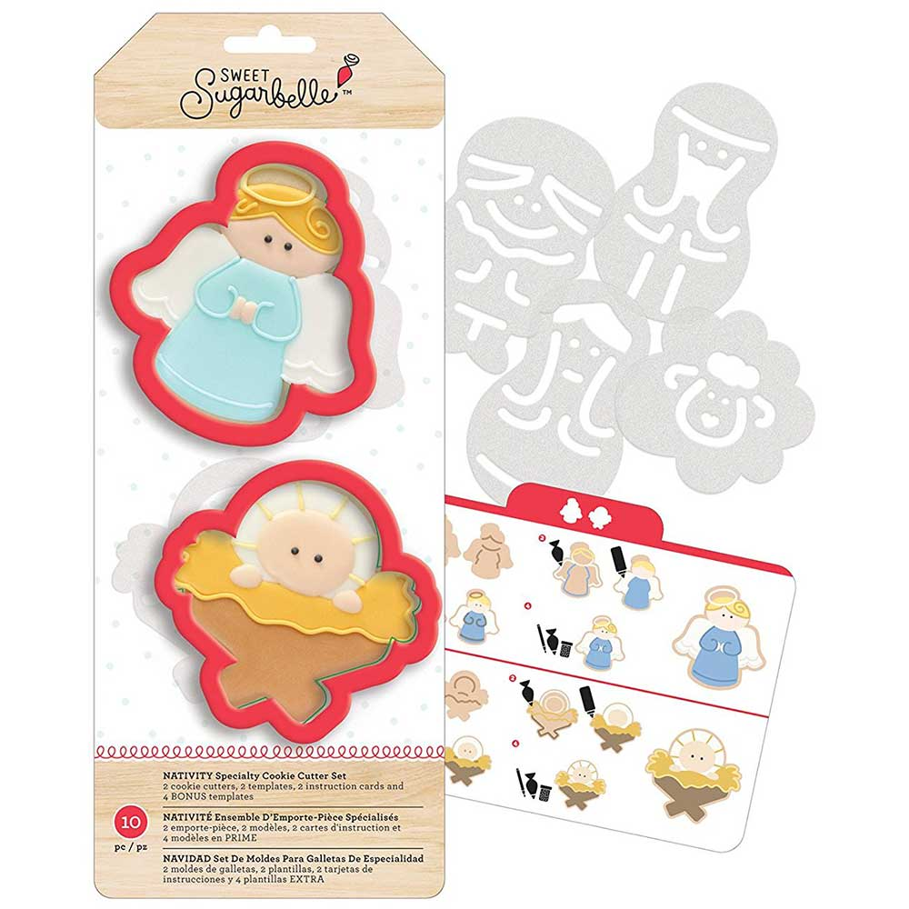Cookie stencil templates henna cookie stencil cupcake cake nativity cookie cutter stencil set by sweet sugarbelle acf nvjuhfo Choice Image
