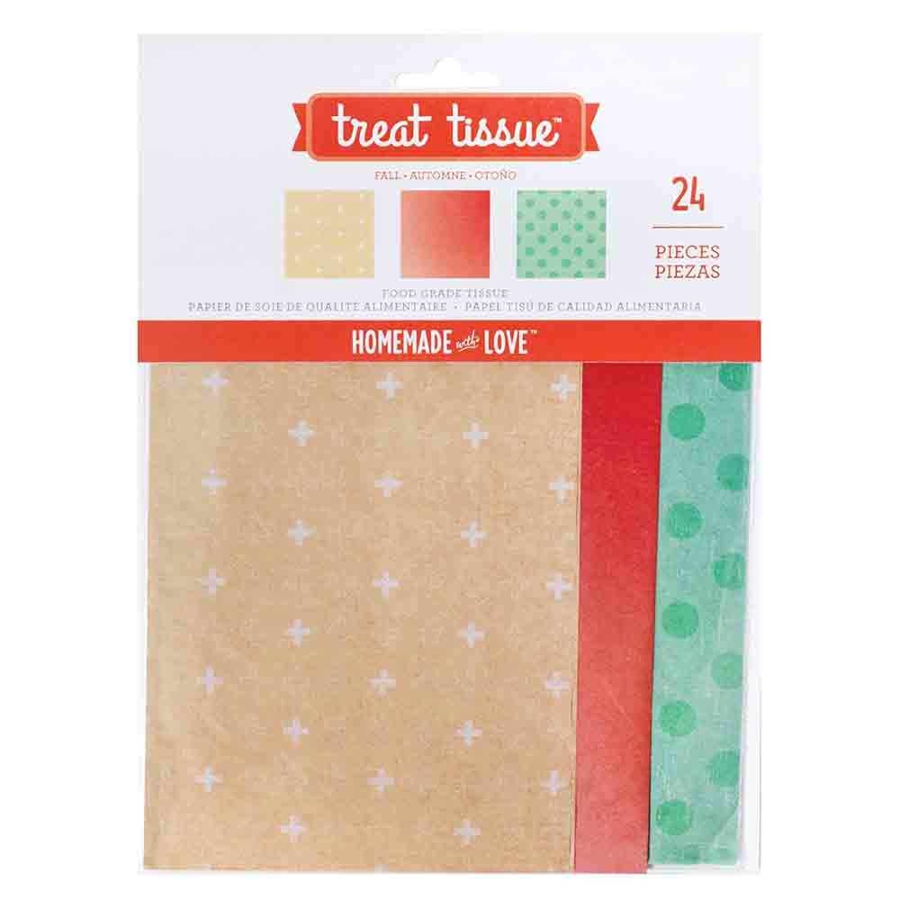 Fall Food Grade Tissue