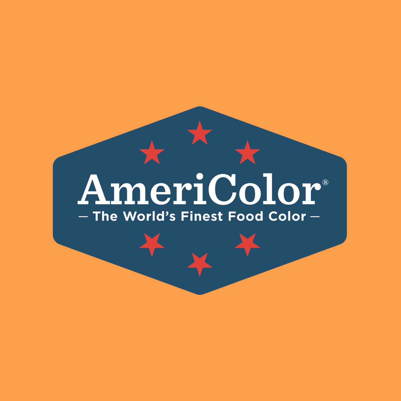 Copper Americolor® Soft Gel Paste Food Color (Old # 41-8005)