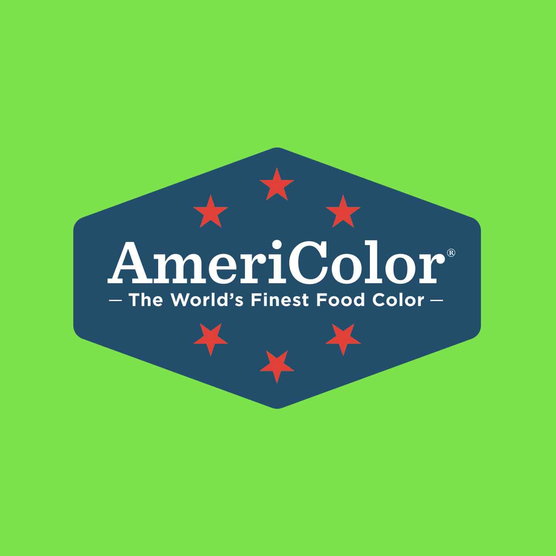 Leaf Green Americolor® Soft Gel Paste Food Color (Old # 41-8011)