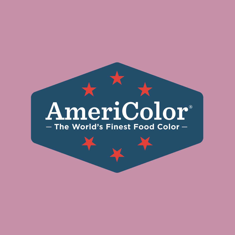 Mauve Americolor® Soft Gel Paste Food Color (Old # 41-8016)