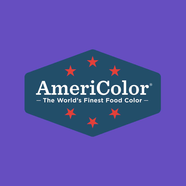 Violet Americolor® Soft Gel Paste Food Color (Old # 41-8022)