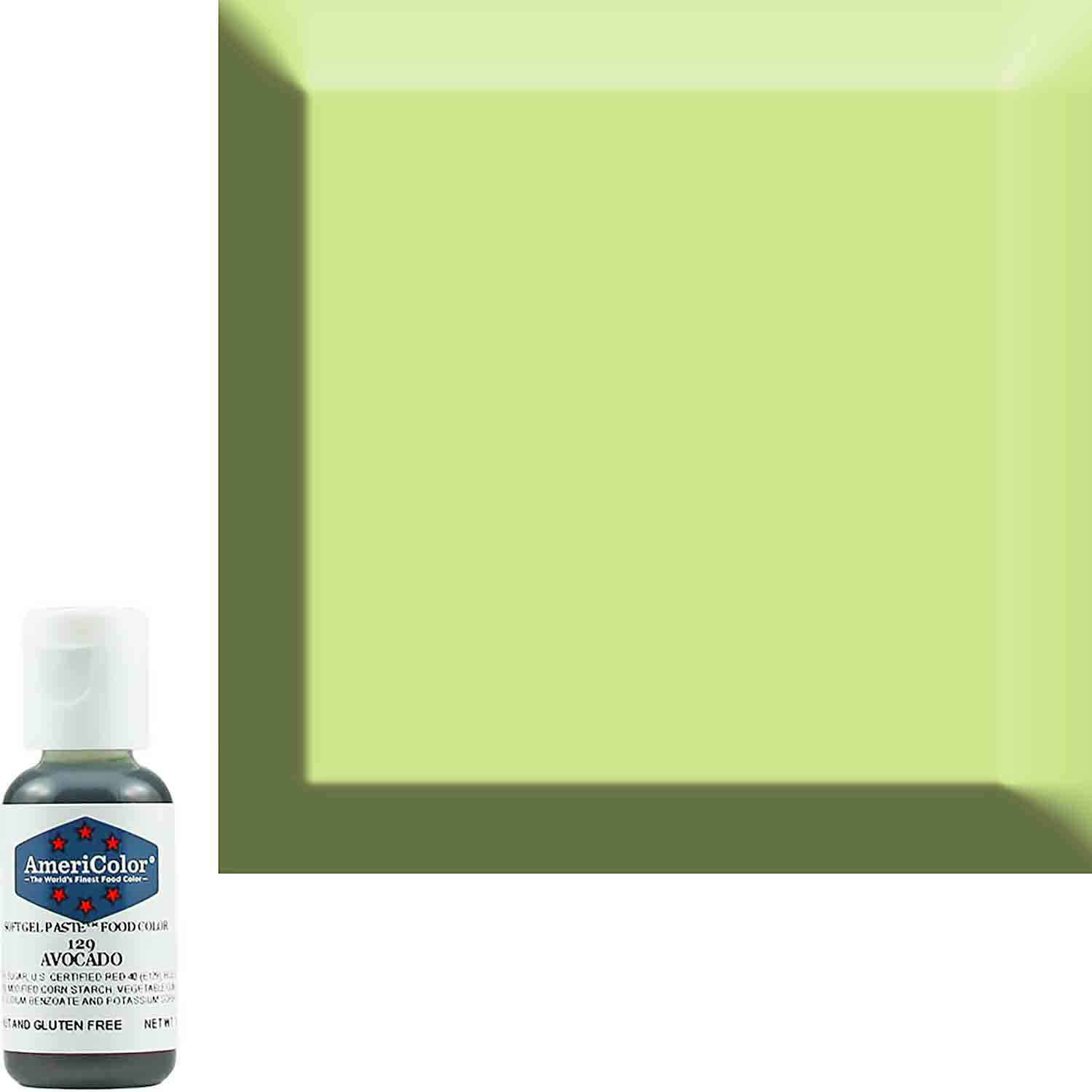 Avocado AmeriColor® Soft Gel Paste™ Food Color