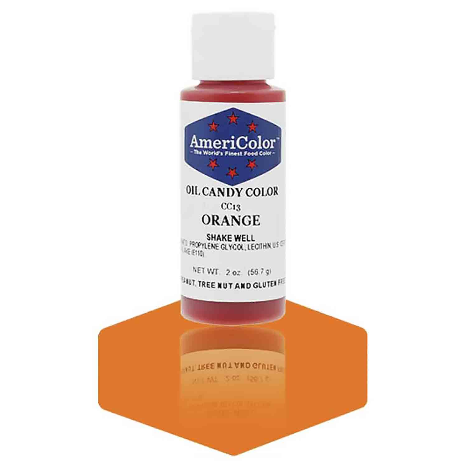 Orange Americolor® Oil Candy Color