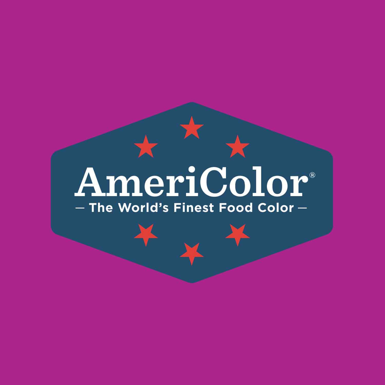 Neon/Electric Purple Americolor® Soft Gel Paste Food Color (Old # 41-7965)