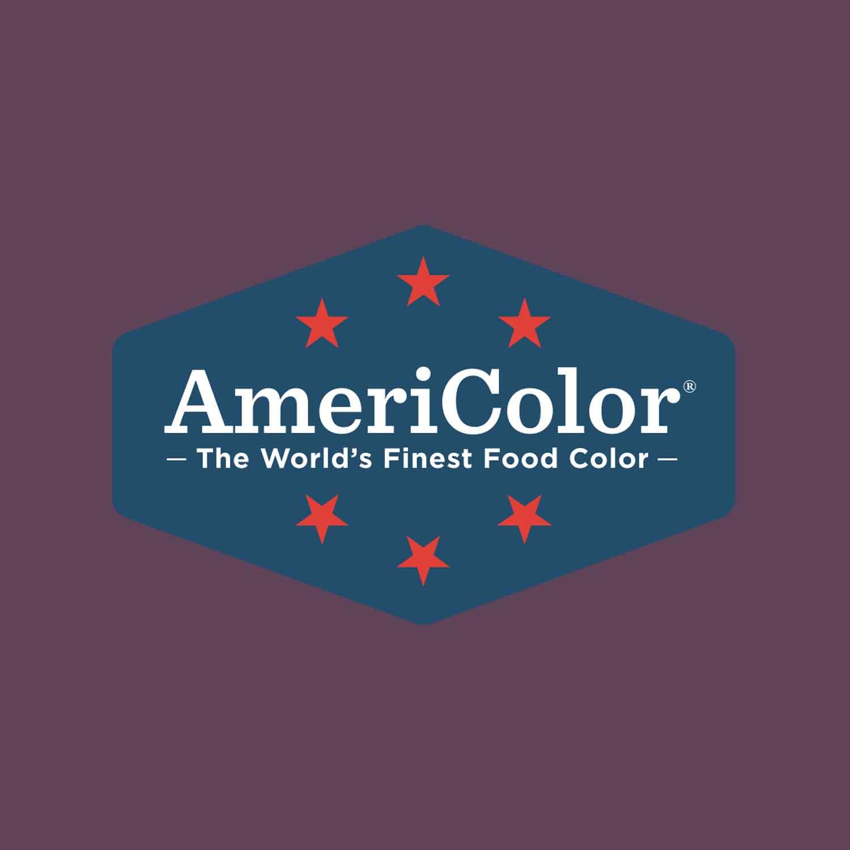Plum AmeriColor® Soft Gel Paste™ Food Color