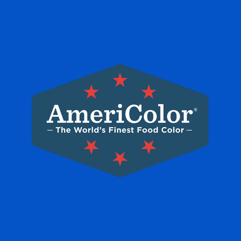 Royal Blue Americolor® Soft Gel Paste Food Color (Old # 41-7802)