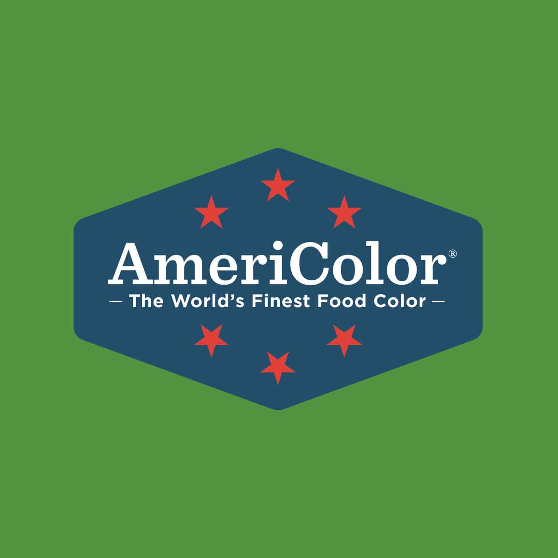 Forest Green Americolor® Soft Gel Paste Food Color (Old # 41-7809)
