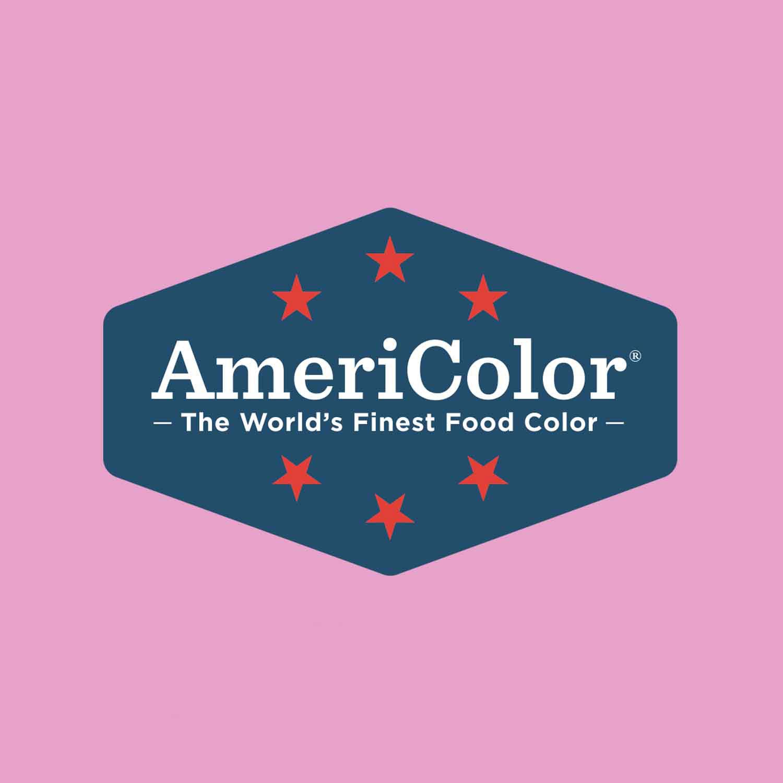 Deep Pink Americolor® Soft Gel Paste Food Color (Old # 41-7814)