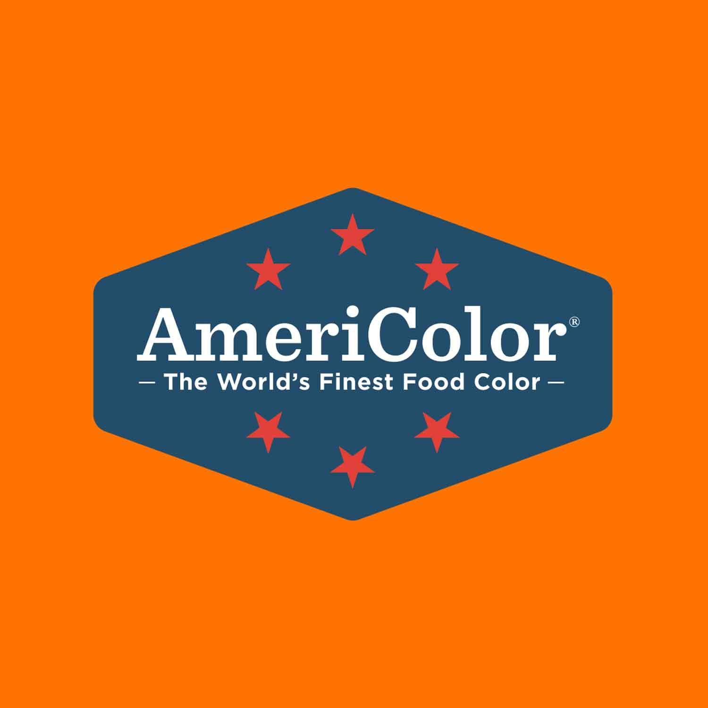 Orange Americolor® Soft Gel Paste Food Color (Old # 41-7713)