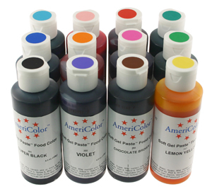 Americolor™  Food Color Soft Gel - Variety Kit