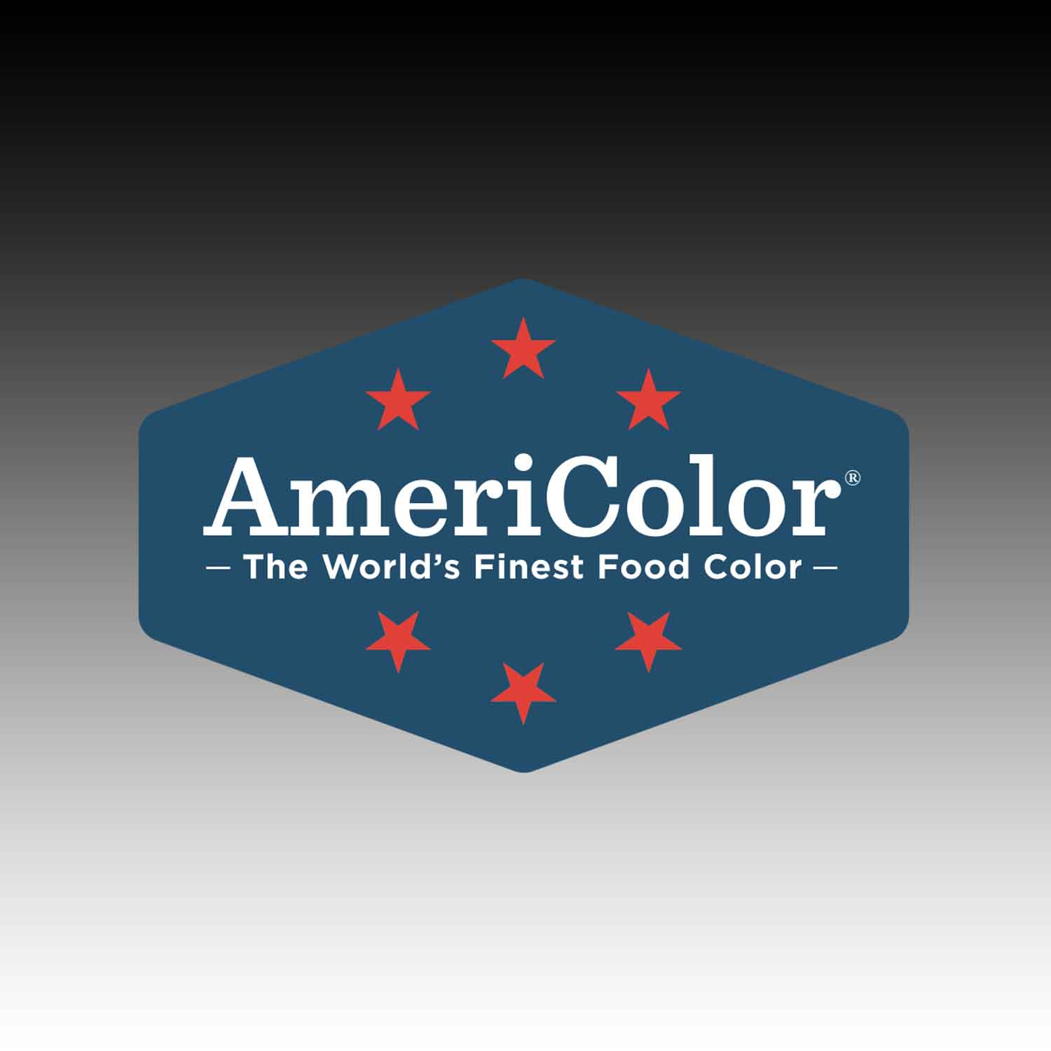 Super Black Americolor AmeriMist Airbrush Food Color
