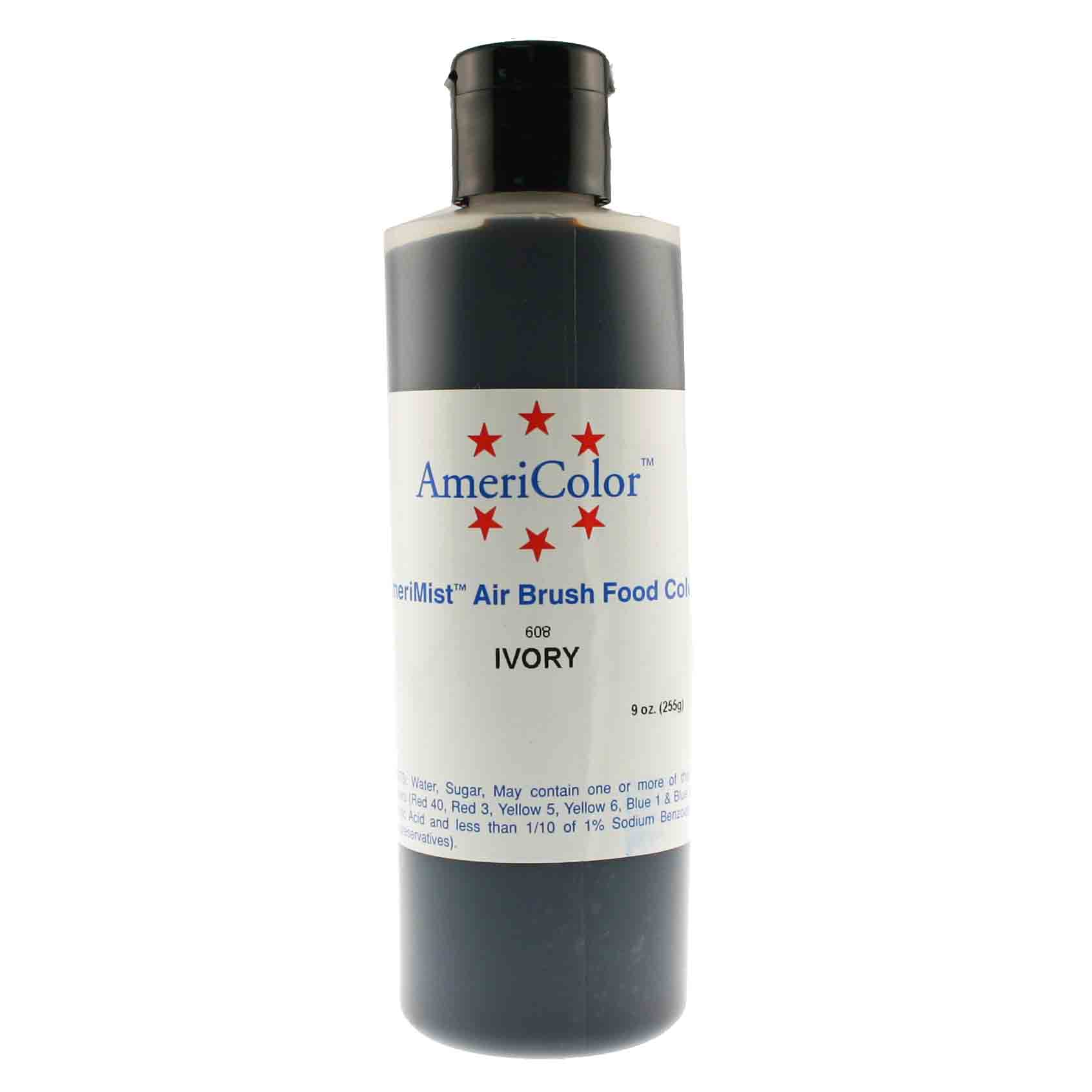 Ivory Americolor® AmeriMist™ Air Brush Food Color