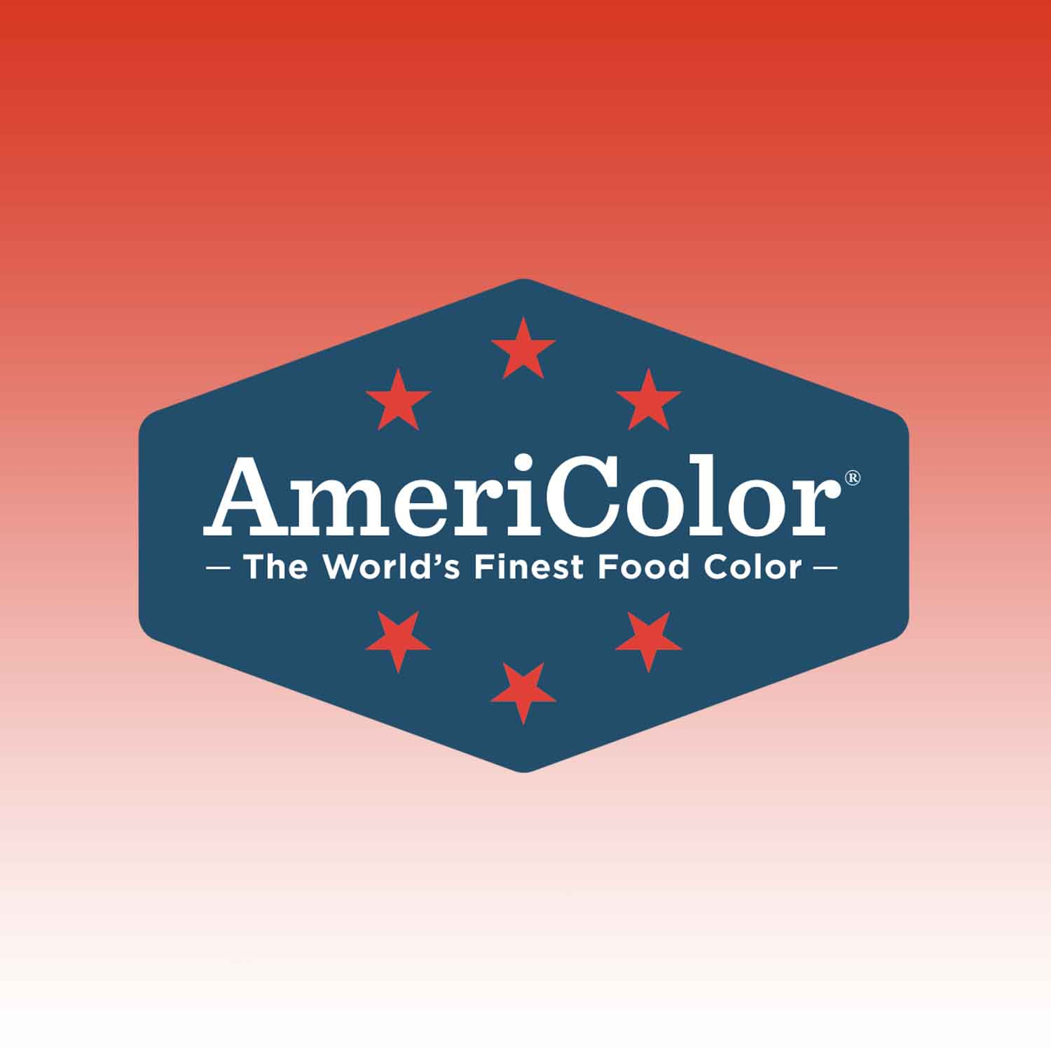 Super Red Americolor AmeriMist Airbrush Food Color (Old # 34-620)