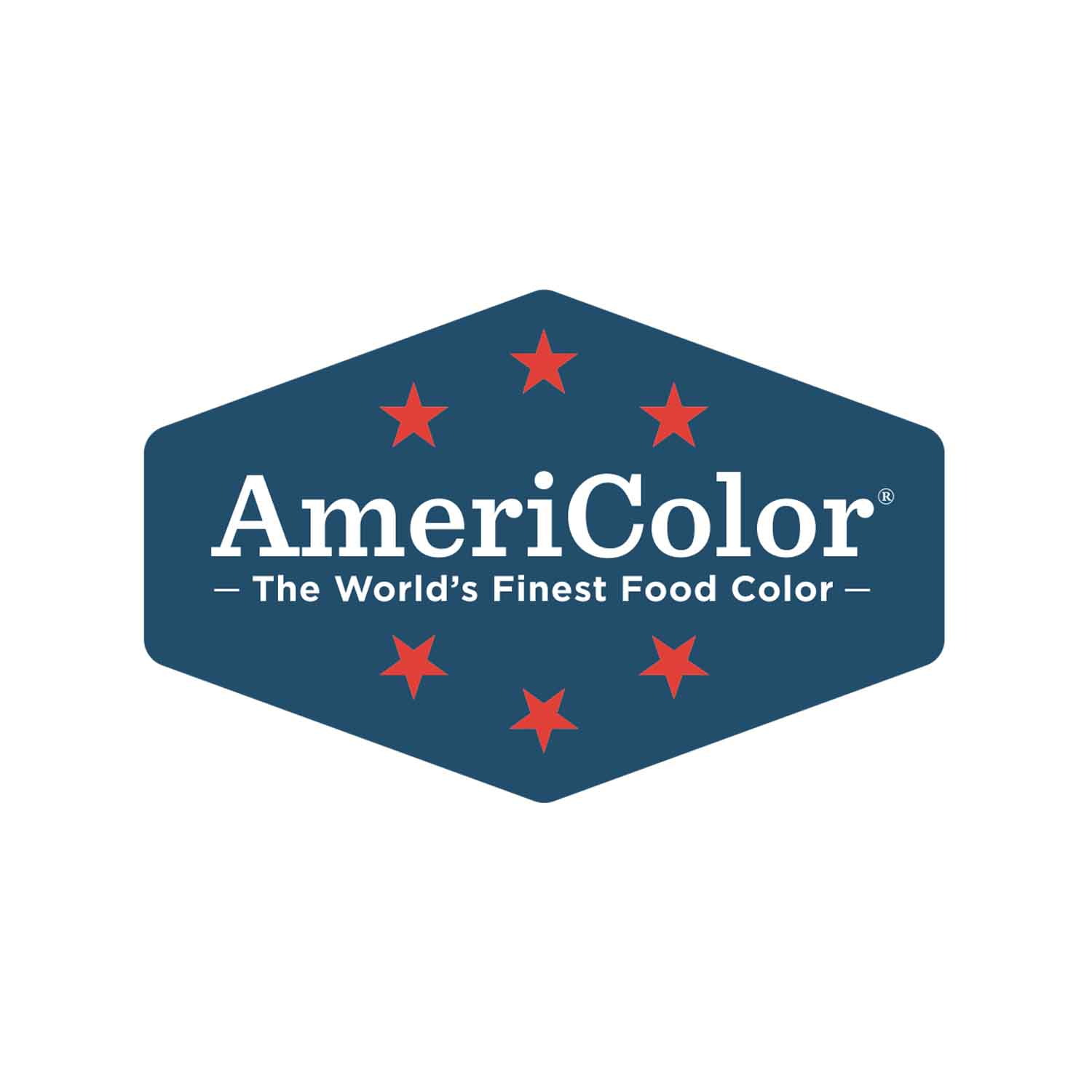 Bright White Americolor AmeriMist Airbrush Food Color (Old # 34-626)