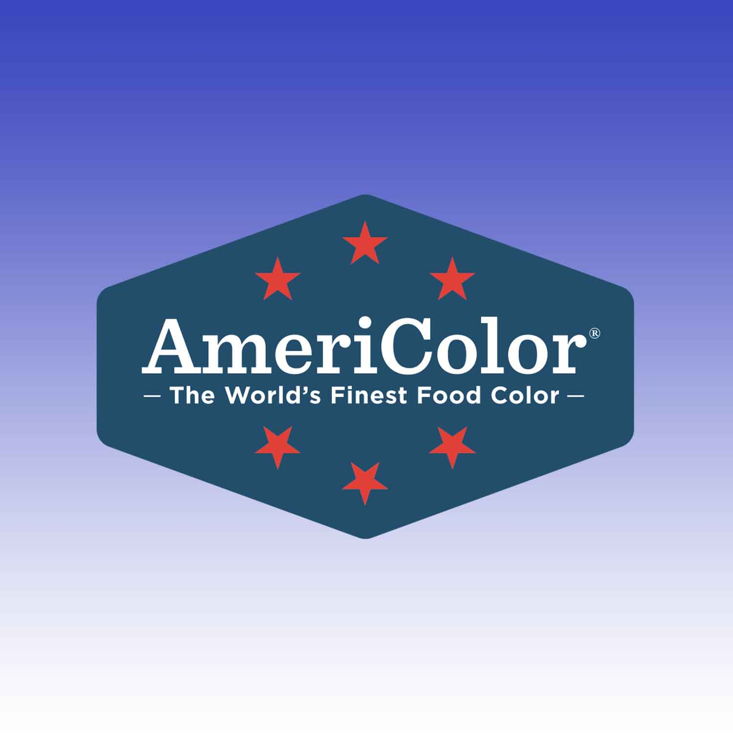 Royal Blue AmeriMist™ Air Brush Food Color
