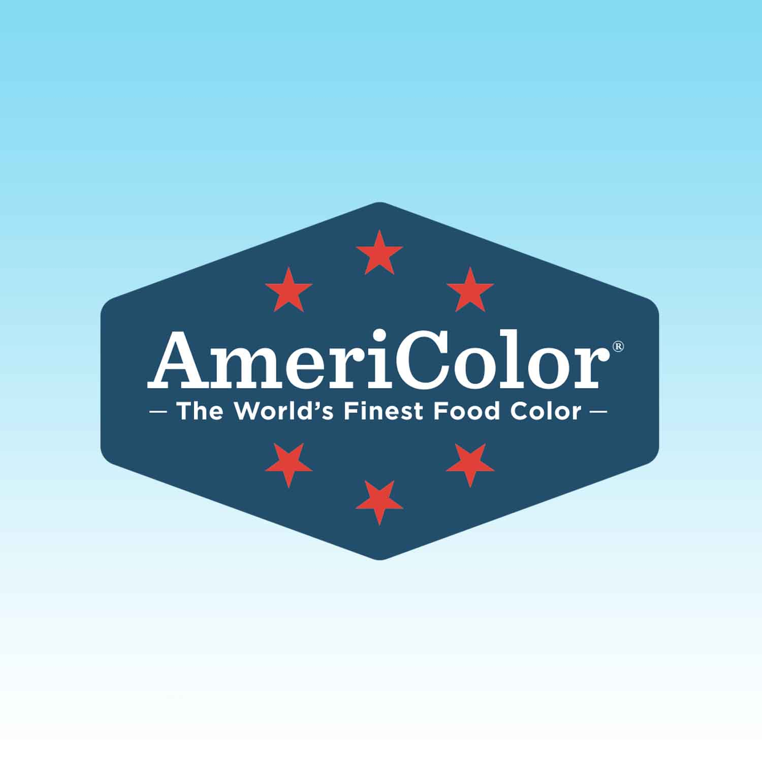 Sky Blue AmeriColor® AmeriMist™ Air Brush Food Color