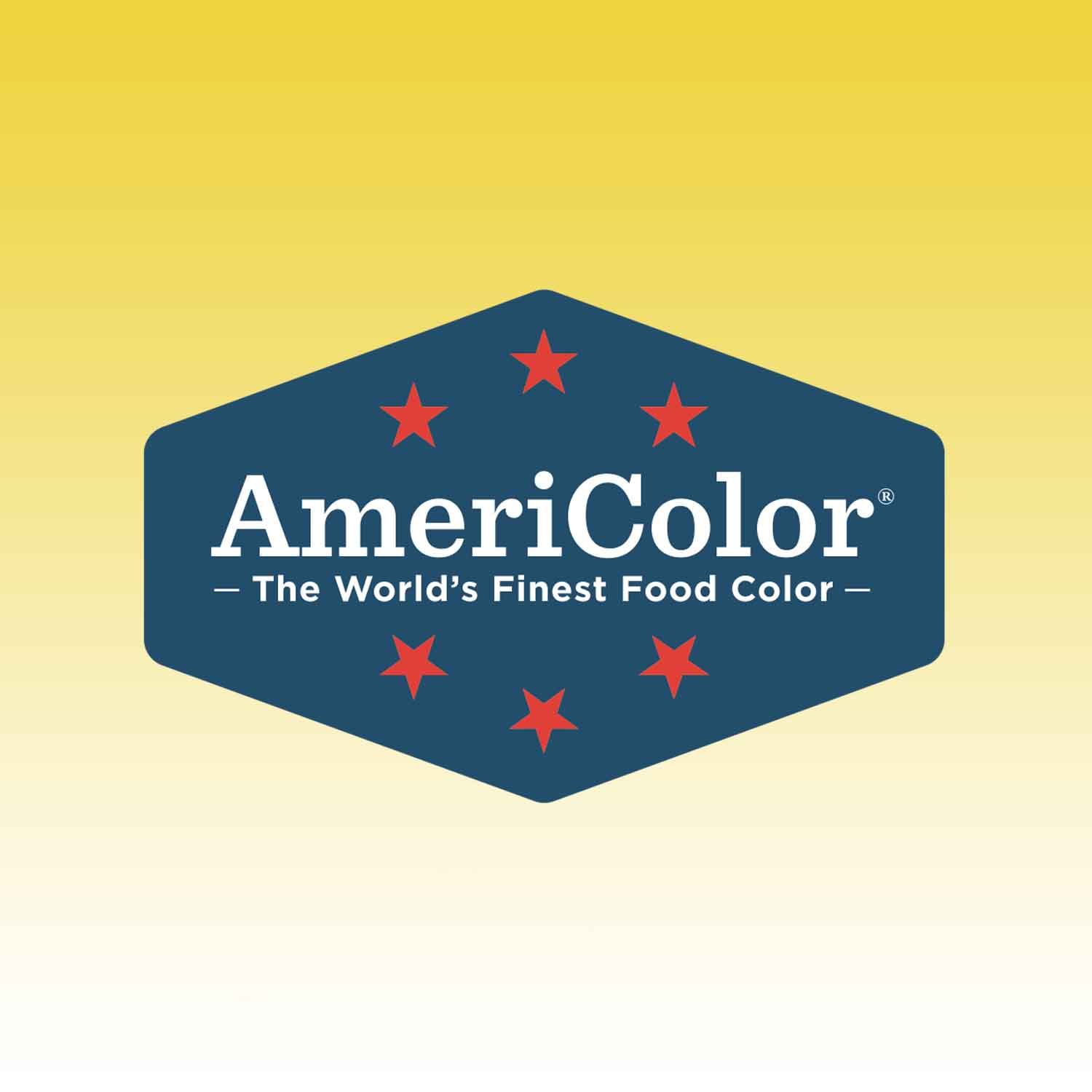 Egg Yellow AmeriMist™ Air Brush Food Color